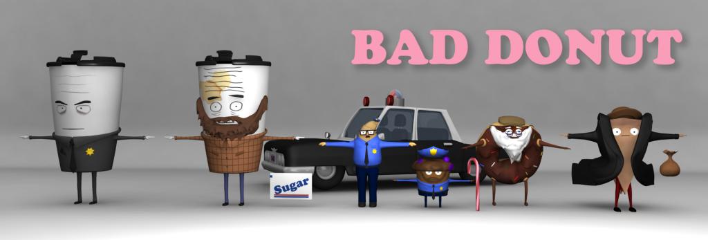 badDonutDesign